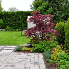 Contemporary Landscape by Home Garden Solutions