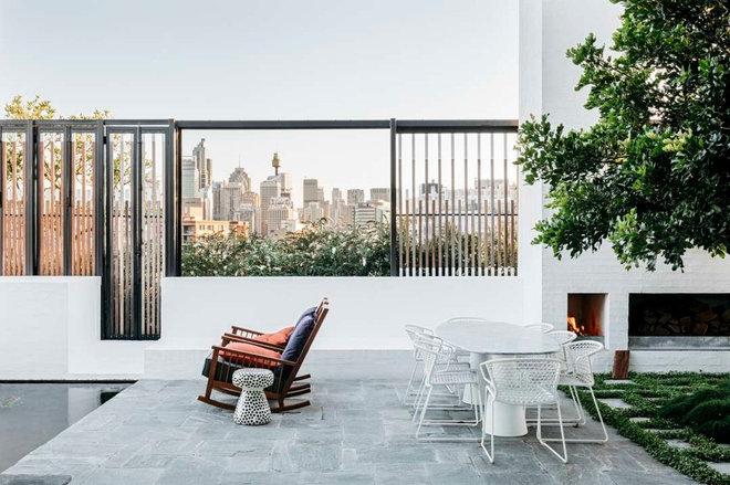 Modern Garden by Eco Outdoor AUS