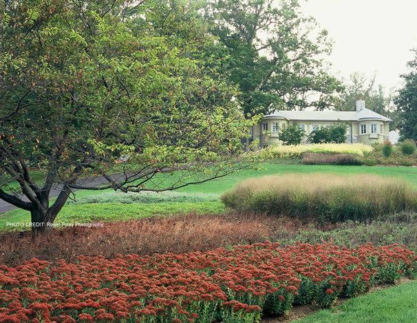 Traditional Landscape by Clinton & Associates, PC Landscape Architects