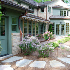 traditional landscape by Gabor Design Build, LLC