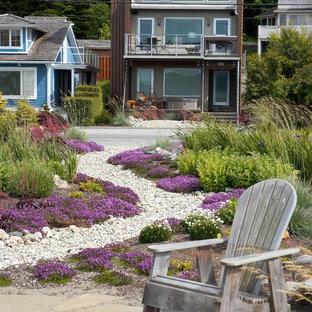 75 beach style landscaping design ideas stylish beach style