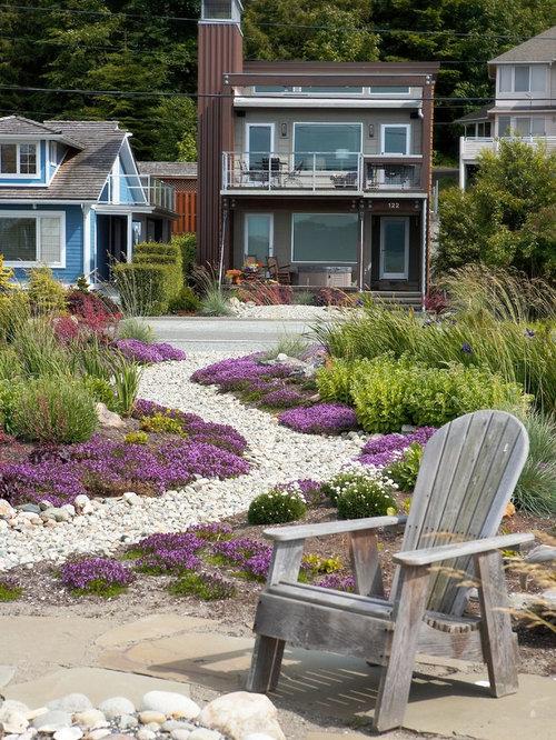 Marvelous Waterfront Landscape Ideas Pictures Remodel And Decor Largest Home Design Picture Inspirations Pitcheantrous