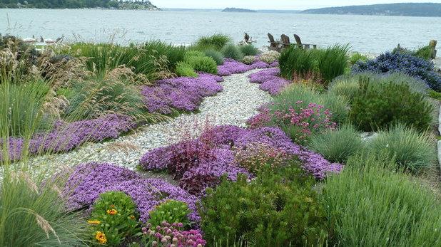 9 conseils de pro pour utiliser les graviers dans votre jardin for Iq landscape architects