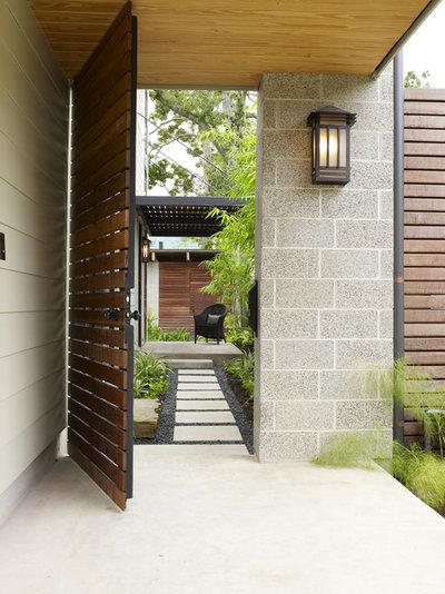 Asian Garden by RH Factor Landscape Design