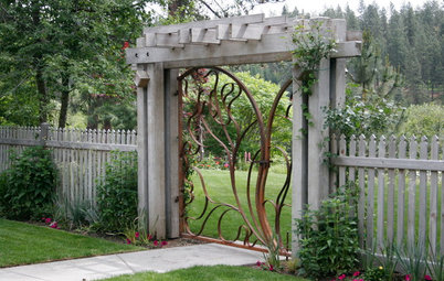 The Garden Gate: A Preface to the Story Your Garden Wants to Tell