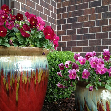 Cold Hardy Spring Containers