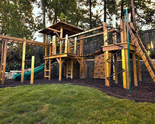 Playground Landscaping | Houzz