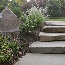 Traditional Landscape by Hughes Landscaping