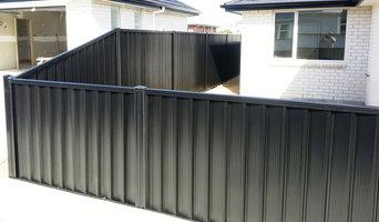 colour panel fences