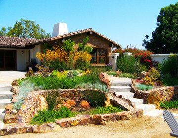 Complete Backyard Renovation in Rancho Santa Fe