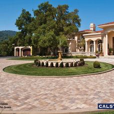 Traditional Landscape by Peninsula Building Materials