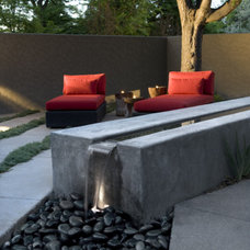 Contemporary Landscape by three sixty design