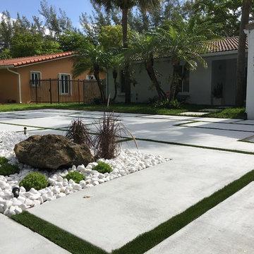 Concrete Slabs Unique Design by Shosh