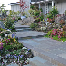 Traditional Landscape by Confidence Landscaping, Inc.