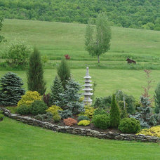 Eclectic Landscape by Garden Arts / Manchester Fence Company