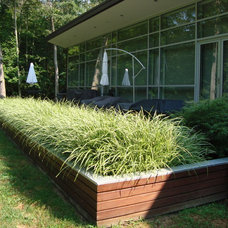 Contemporary Landscape by Heirloom Gardens, LLC