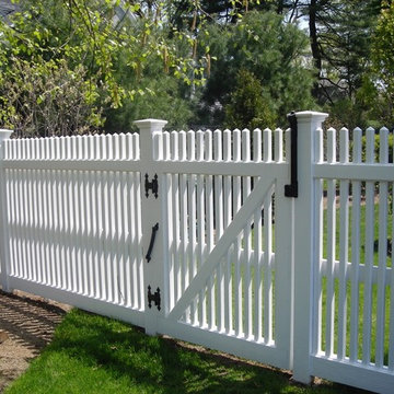 Connecticut Picket Fence