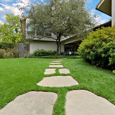 Eclectic Landscape by Conservation Grass