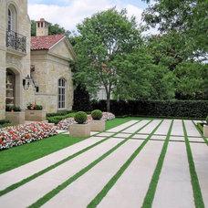 Modern Landscape by Conservation Grass