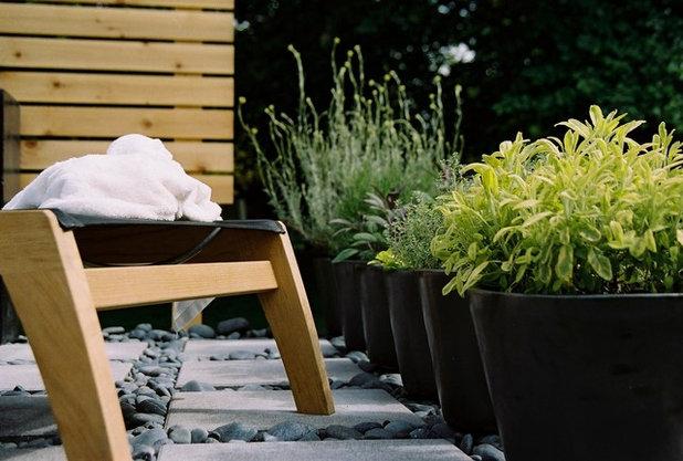 Modern Garten by Aloe Designs