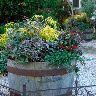 Foto di un giardino chic