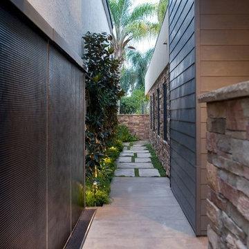Contemporary Asian-inspired Garden