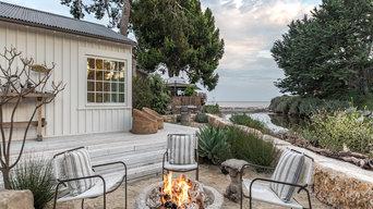 Contemporary California Surf Shack   Santa Barbara CA