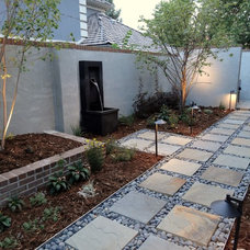 Modern Landscape by Mile High Landscaping
