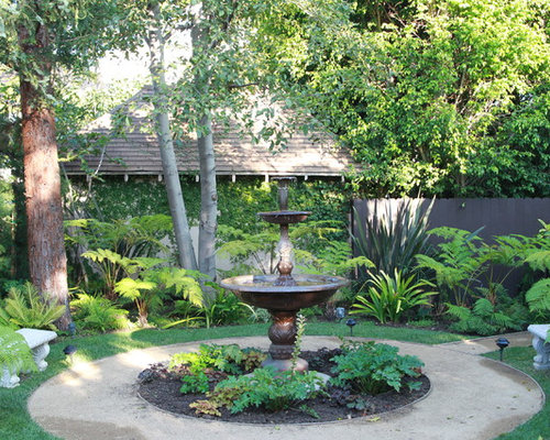 Bird Bath Fountain Ideas Houzz