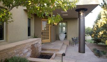 Contemporary Entrance
