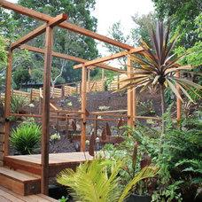 Mediterranean Landscape by Bio Friendly Gardens