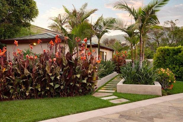 Contemporaneo Giardino by The Aldrich Company - Landscape Design