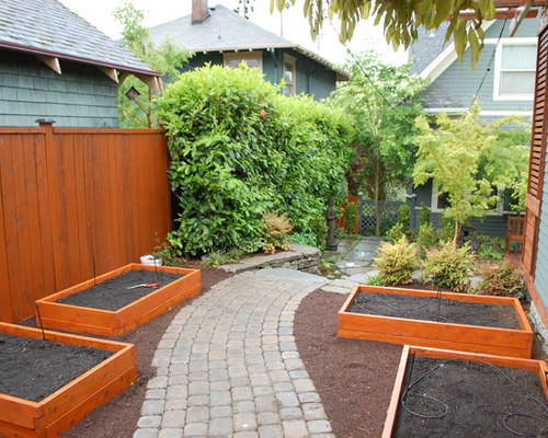 how to build a planter box out of brick
