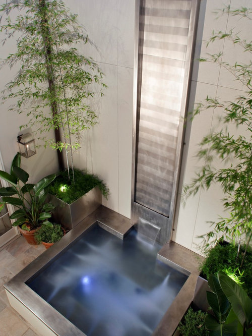 Best cold plunge pool design ideas remodel pictures houzz for Plunge pool design uk