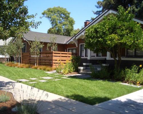 Craftsman Fence Houzz
