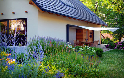 Relish the Romance of a Slovenian Garden