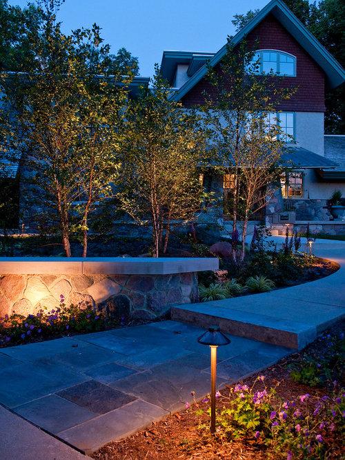 solar garden rock light home design ideas