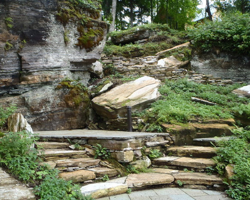 Landscape Boulders Ideas Pictures Remodel And Decor