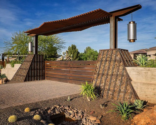 Contemporary Phoenix Landscape Ideas Designs Remodels
