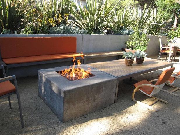 vorgarten modern beton – stockyard, Gartenarbeit ideen