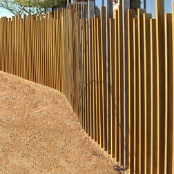 10 Creative Fence Designs »