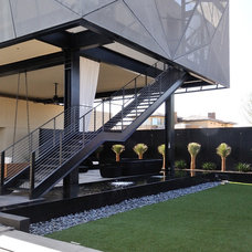 Contemporary Landscape by JD Stairs Inc