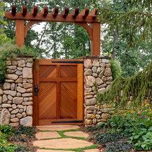 Fence Garden Gate Ideas