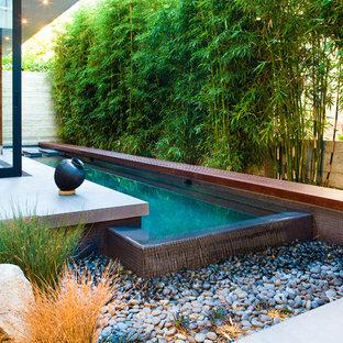 Idee per un giardino contemporaneo in cortile