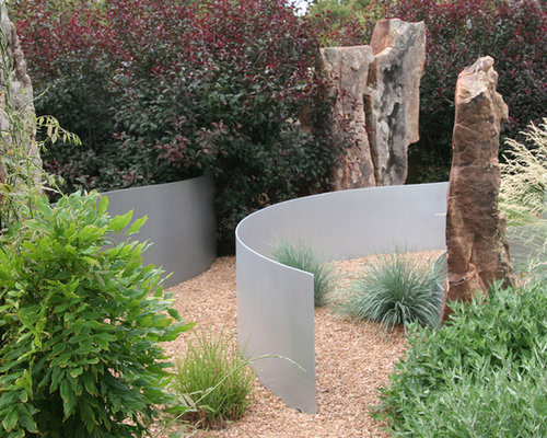 Contemporary albuquerque landscape ideas designs for Landscaping rocks albuquerque
