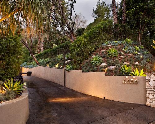 Mediterraner Hanggarten - Ideen Für Die Gartengestaltung