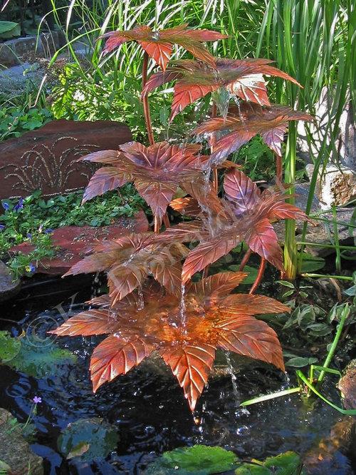 Copper Fountain Houzz