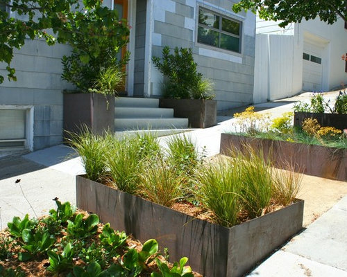 Planter Boxes Home Design Ideas, Pictures, Remodel and Decor