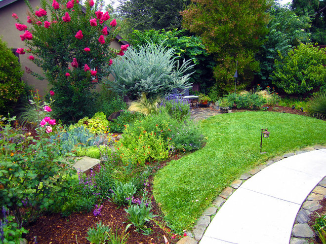 Traditional Landscape by dp environments