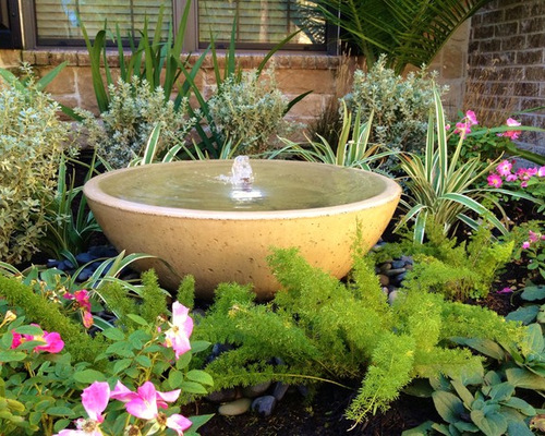 Garden Fountain | Houzz